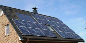 חשמל סולארי ביתי